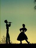 The Dancing Shepherdess
