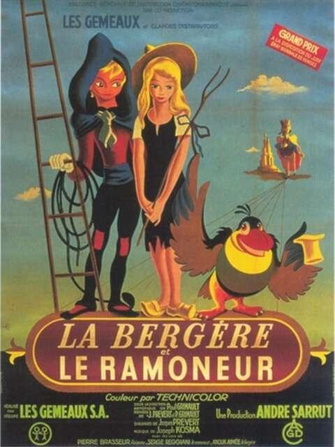 La Bergère et le ramoneur
