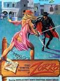 Les Chevauchées amoureuses de Zorro
