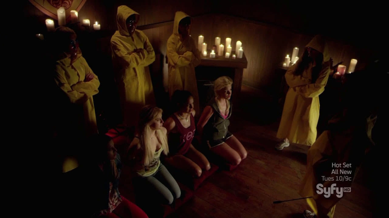 paranormal initiation