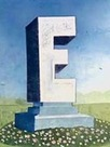 « E »