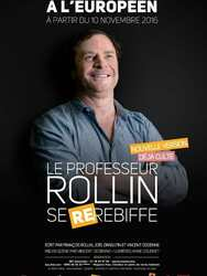 François Rollin - Le Professeur Rollin se re-rebiffe