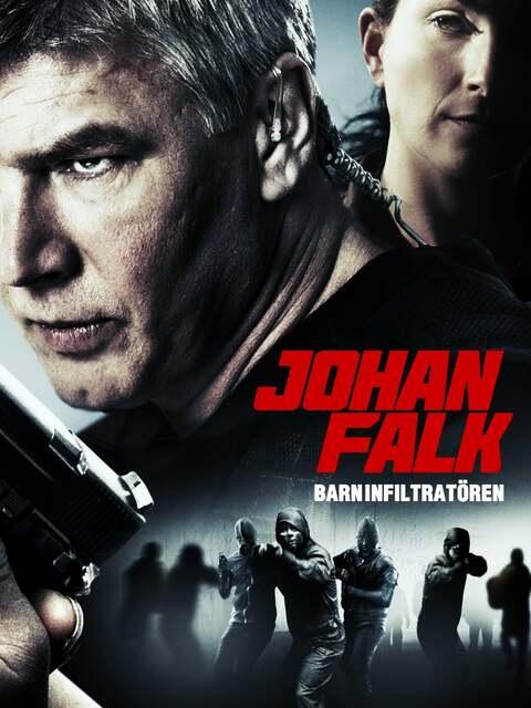 Johan Falk: Barninfiltratören