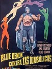 Blue Demon vs. the Diabolical Women