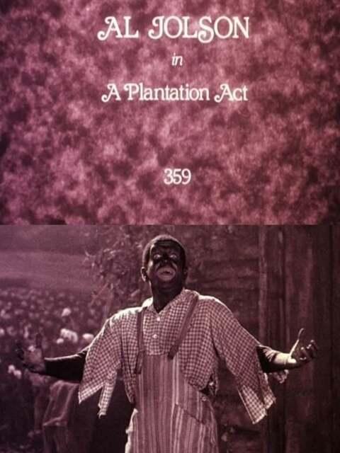 Une scène dans la plantation