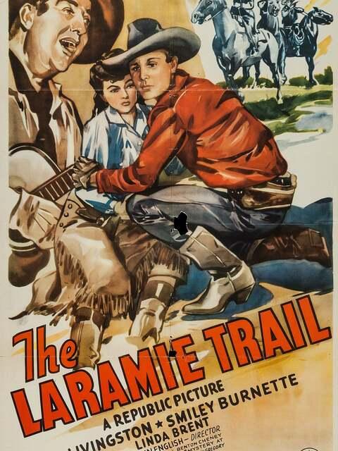The Laramie Trail