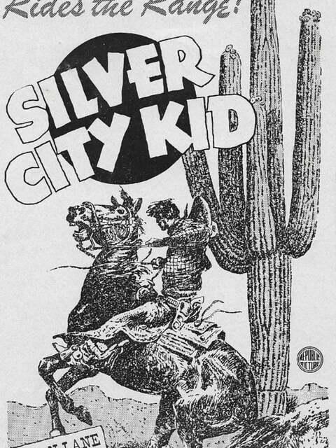 Silver City Kid Un Film De 1944 Vodkaster