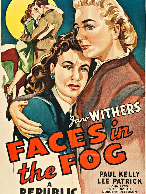 Faces in the Fog