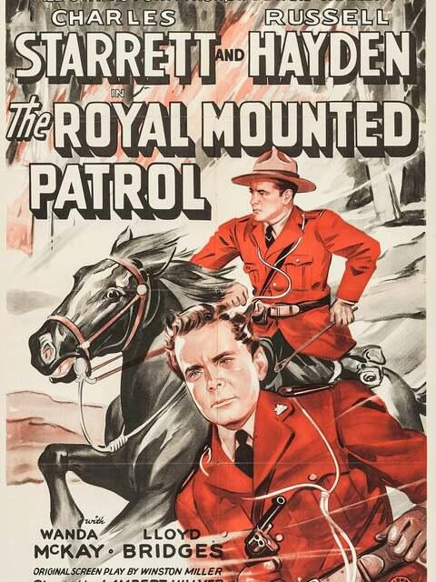 The Royal Mounted Patrol