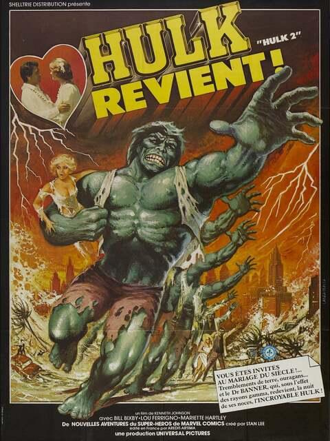 Hulk revient