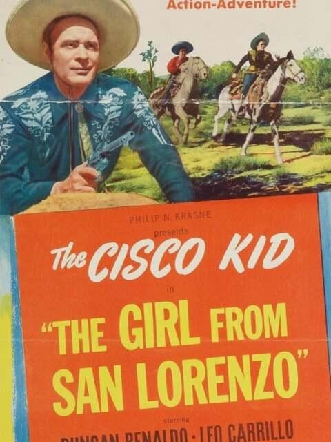The Girl from San Lorenzo
