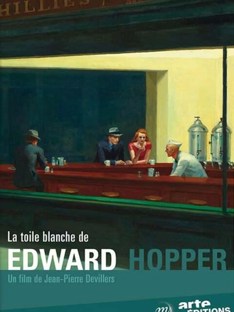 La toile blanche de Edward Hopper