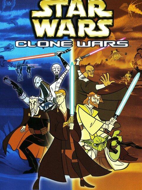 Star Wars - Clone Wars vol.1