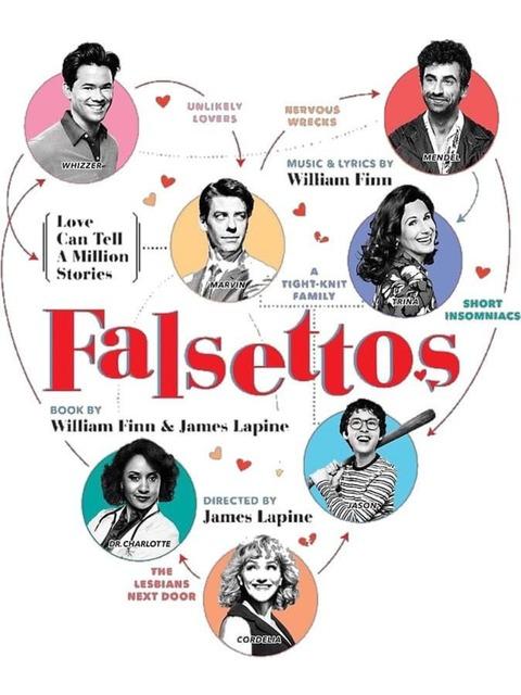Falsettos: Live from Lincoln Center