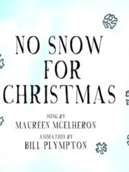 Pas de neige à Noël