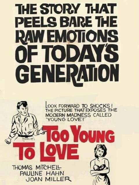 Too Young to Love