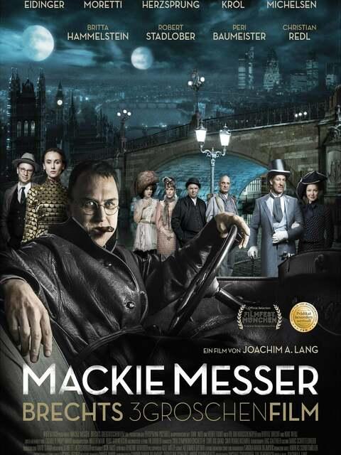 Mackie le Surineur – Le film de quat'sous de Brecht