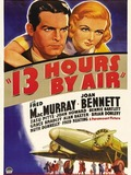 Thirteen Hours by Air