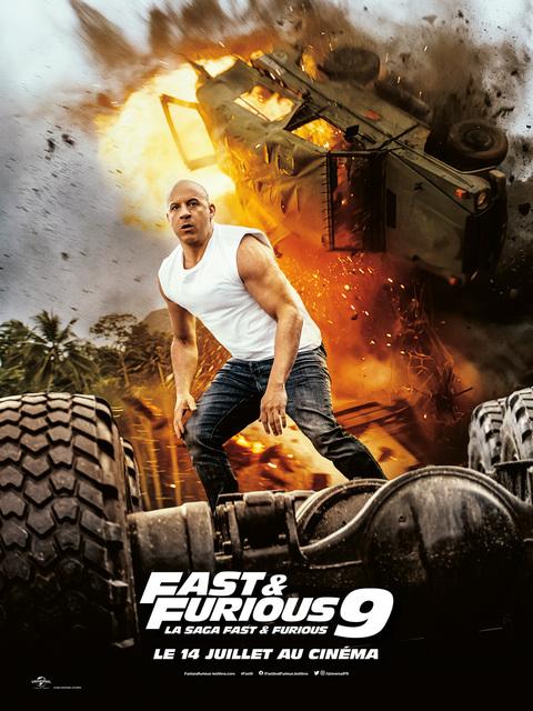Fast & Furious 9, un film de 2021 - Vodkaster
