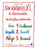 Six portraits XL 1 : Léon et Guillaume