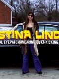 Christina Lindberg: The Original Eyepatch Wearing Butt Kicking Movie Babe