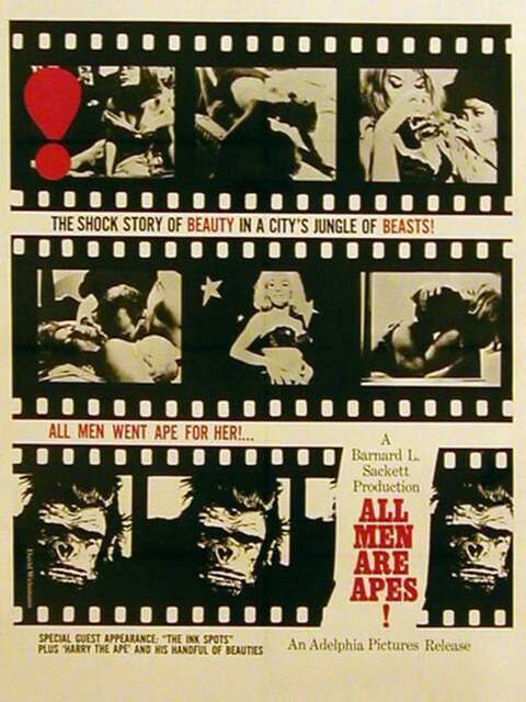 All Men Are Apes!