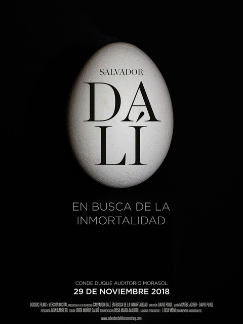 Salvador Dalí : À la recherche de l'immortalité