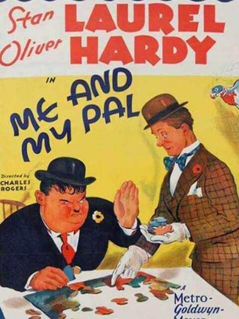 Laurel et Hardy - Les Deux Flemmards