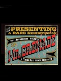The Astounding Talents of Mr Grenade