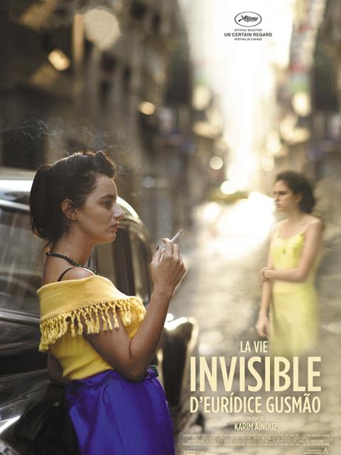 La Vie invisible de Eurídice Gusmão