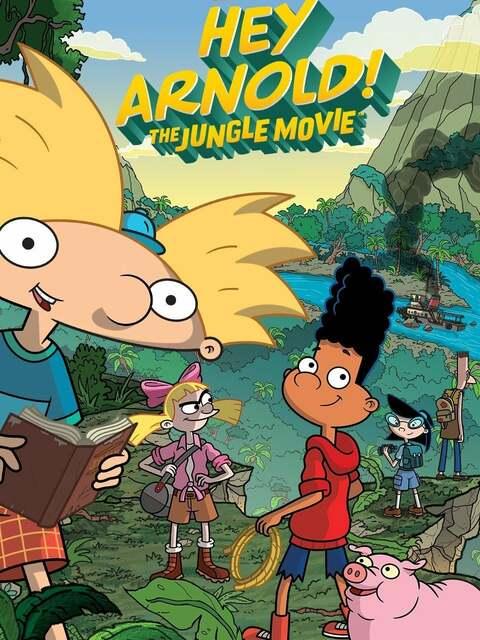 Hey Arnold ! The jungle movie