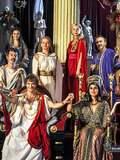 Peplum: la folle histoire du mariage de Cléopâtre