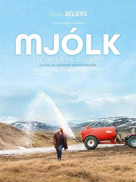 Mjólk - La guerre du lait