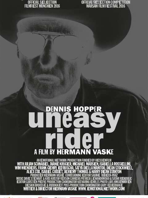 Dennis Hopper - Rebelle d'Hollywood