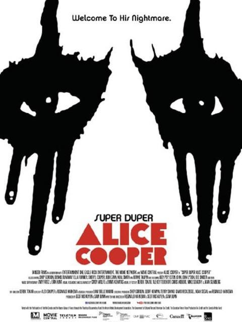 Alice Cooper, monstrueusement rock !
