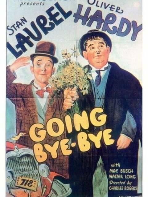 Laurel et Hardy - Compagnons de voyage