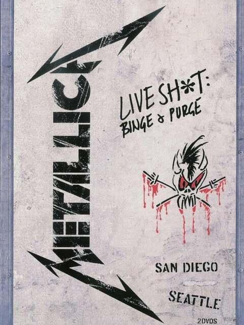 Metallica: Live Shit - Binge & Purge