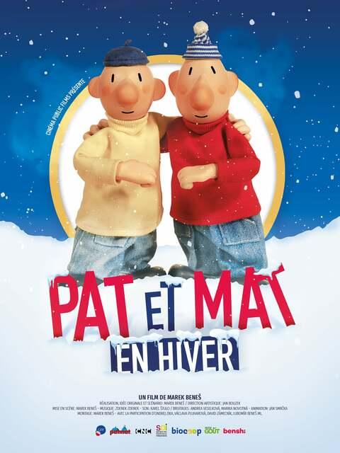 Pat et Mat en hiver