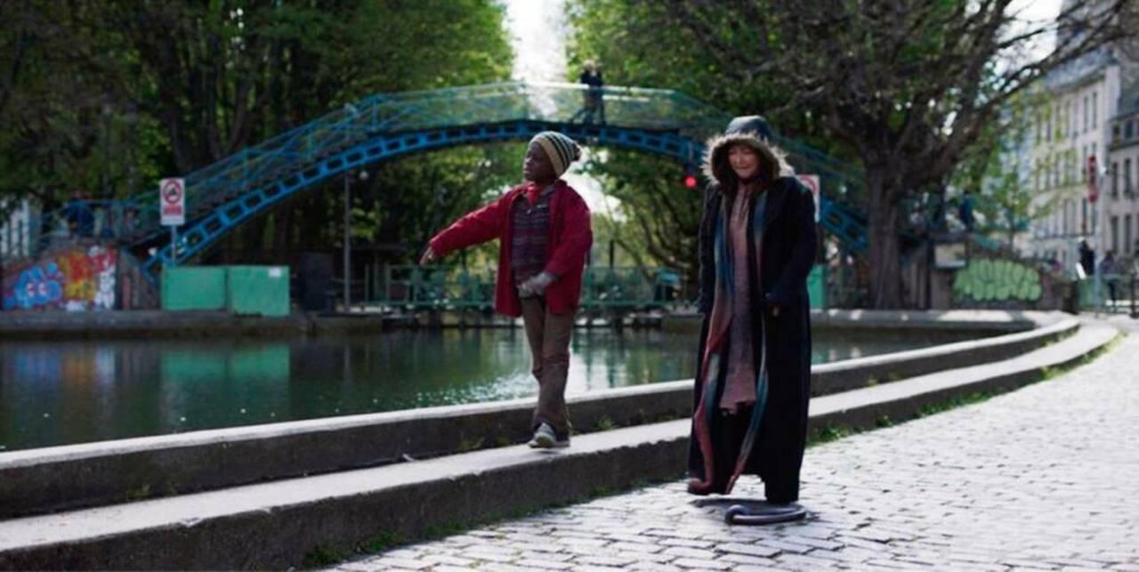 Sous les étoiles de Paris, un film de 2020 - Télérama Vodkaster