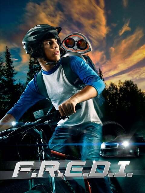 Mission Robot : F.R.E.D.I.