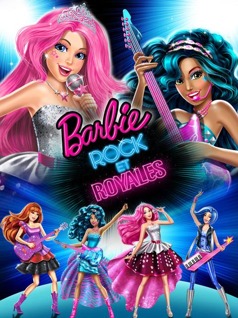 Barbie : Rock et Royales