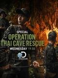 Sauvetage dans une grotte thaïlandaise