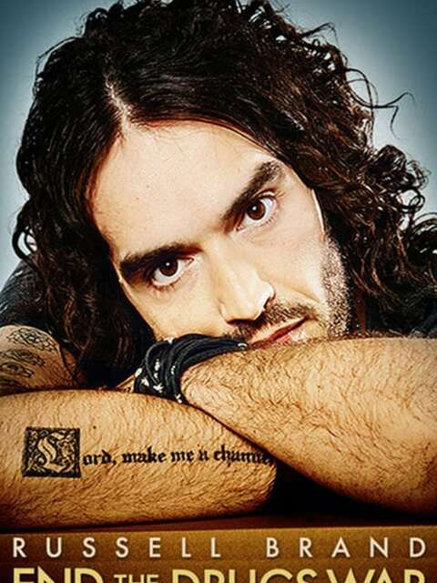 Russell Brand: End the Drugs War