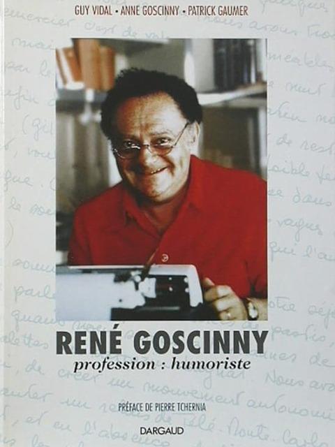 René Goscinny | Profession: Humoriste