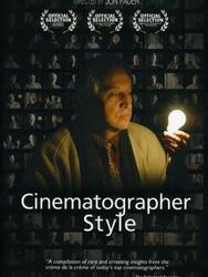 Cinematographer Style