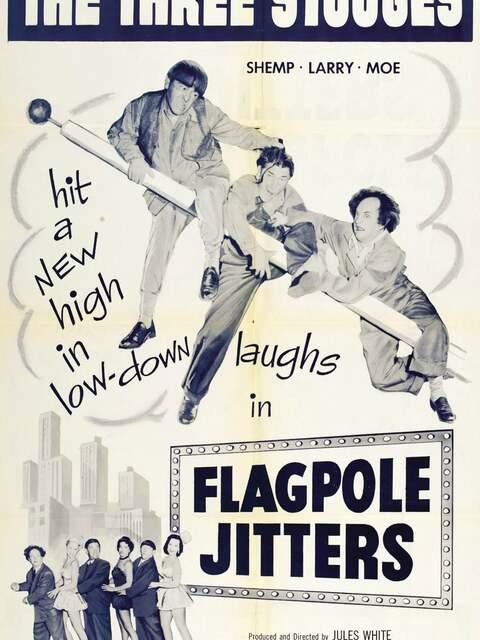Flagpole Jitters