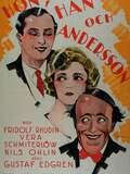 Hon, han och Andersson