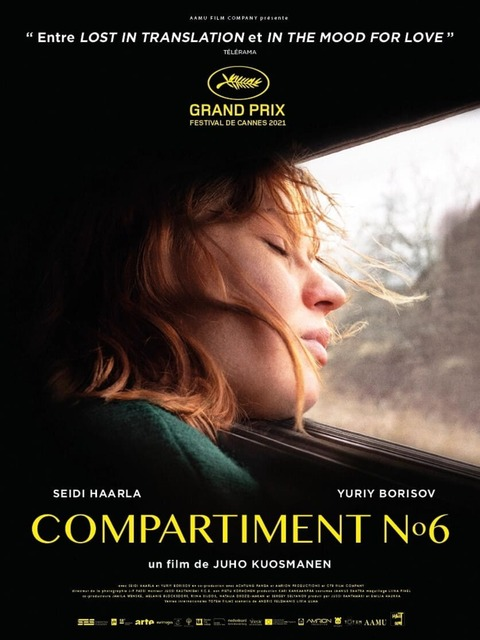 Compartiment n° 6 ▶