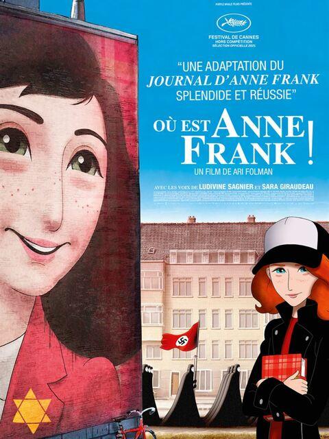 Où est Anne Frank?