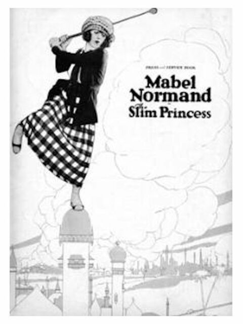 The Slim Princess